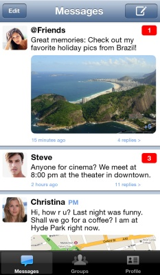 Grouptime - Private Social Network